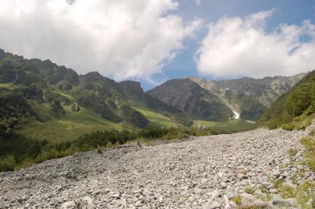 10山道・河原