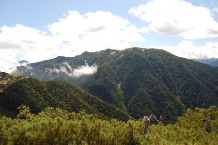 44丸山新道・燕岳