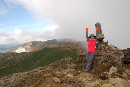 27安達太良山