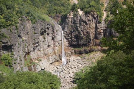 49白糸の滝