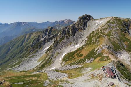 61雄山への登り