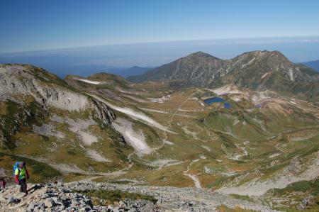 62雄山への登り