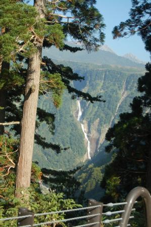 150称名の滝
