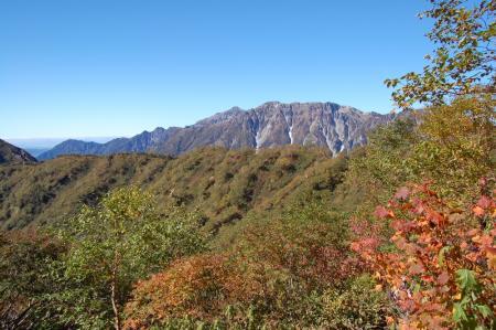 66笠ヶ岳