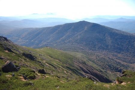 124山頂・薬師岳