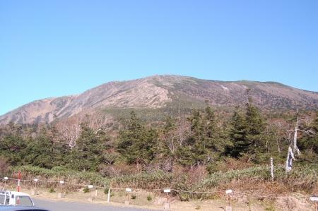 134小田越登山口から