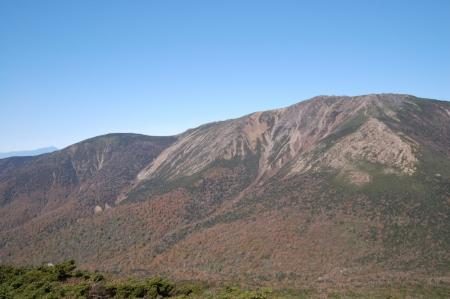 138山道・早池峰