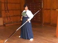 キリッとした女子弓道部員に犯される:成瀬心美