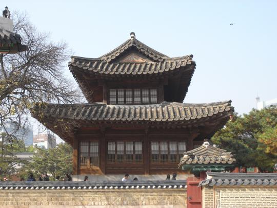 徳寿宮昔御堂