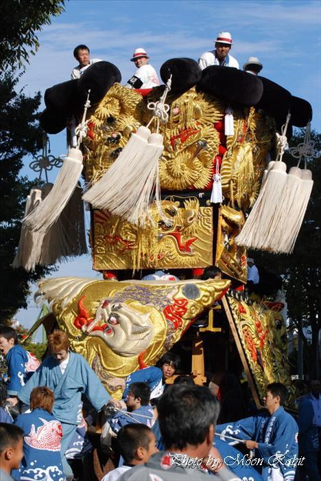 2007 御輿(みこし)の練り比べ