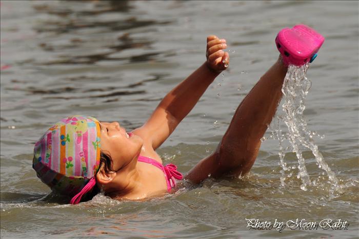 第10回西条市立て干し網2010年の予定 --写真は-- 西条市のイベント 河原津海岸立て干し網 愛媛県西条市河原津 2009年6月7日