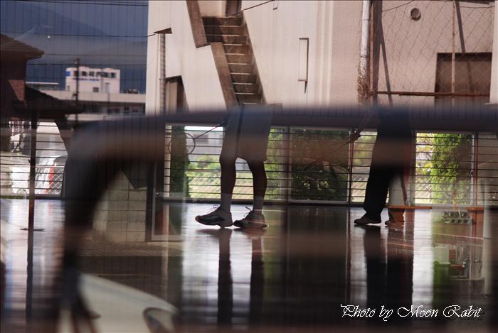 西条市中央公民館・東予体育館・西条市立東予郷土館・東予図書館 --写真は-- 西条市中央公民館・東予体育館付近にて 愛媛県西条市周布401-1 2010年6月9日