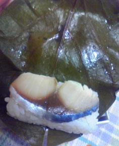 柿の葉ずし 03