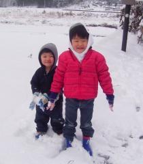 雪景色3(昂、賢)