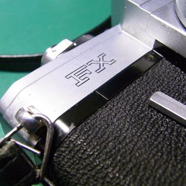 Canon FX LOGO
