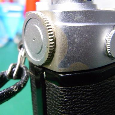 Canon FX 液漏れ1