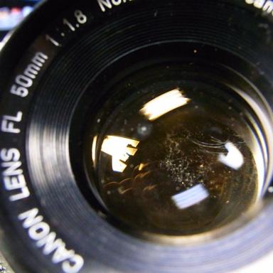 Canon FX FD50mm1.8 1