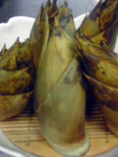 120329若筍のふき味噌焼き