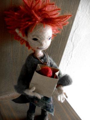 赤毛ショートにりんごを_convert_20091209135046