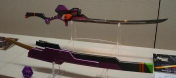 ヱヴァンゲリヲンと日本刀展 - 大阪歴史博物館