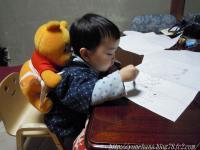 勉強中~。