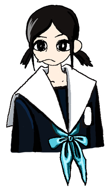 名古屋市立中学校 芋セラ 愛セラ 愛知型セーラー服 名古屋襟 セーラー服 女子中学生 中学生日記