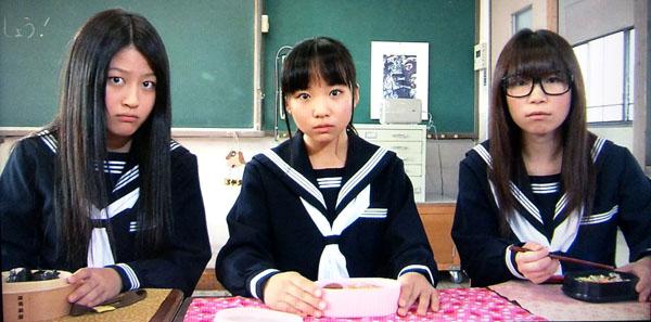 セーラー服 みくり コミ☆トレ 岸本華和 坂口あずさ アンナ 小森麻由 らん