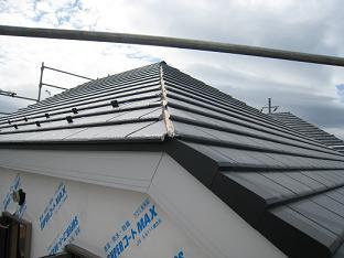20100401屋根工事残り