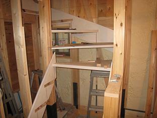 2010409階段工事