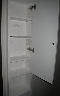 20100416トイレ収納棚