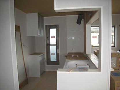20100421キッチン搬入