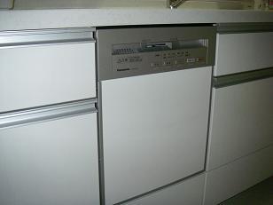 ビルトイン食洗器