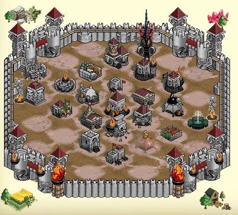 ドラゴンクルセイド2城