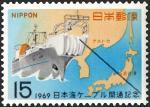 日本海ケーブル開通