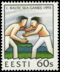 エストニア・レスリング
