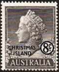 クリスマス島1958