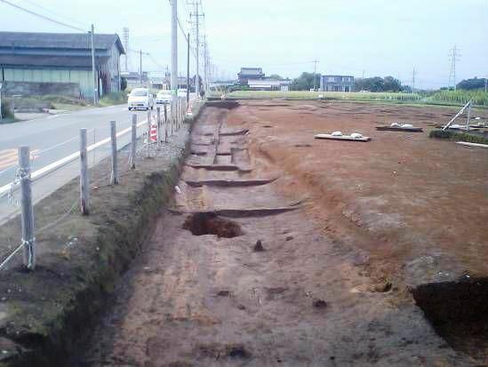 中津川遺跡