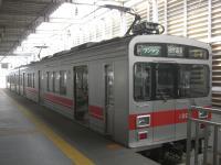 H240307上田電鉄上田駅ホーム