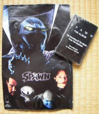 Spawn Promo Cassette