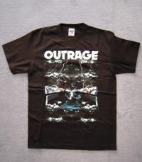 OUTRAGE Tshirt Front