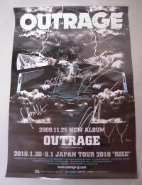 Outrage_Autographed_Poster