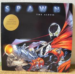 Spawn The Album Limited Vinyl