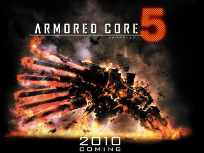 ARMORED CORE 5 COMING!!