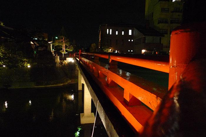 ライトアップ なかばし 中橋 飛騨 高山