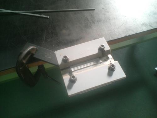 プラスティック溶接試験1