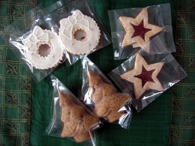 patisserie R「クリスマスの焼菓子」