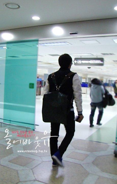 ユノ 来日 2011.02.07 その2