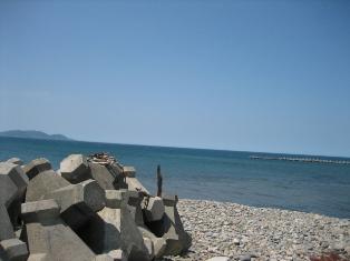 カフェ海1