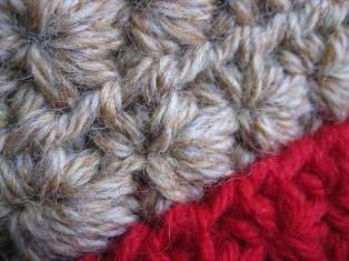 毛糸のバック4