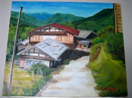 のどかな家3
